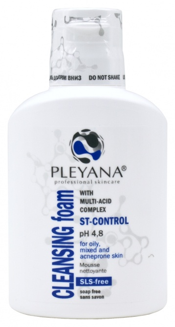 PLEYANA Cleansing Foam